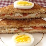 tomato egg sandwich (dress it up please !)