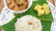 Poila baisakh or Bengali new year is around the corner and it means a perfect time to get indulge in rich and sweet savory authentic Bengali gourmet delicacies. Check our exclusive BENGALI CUISINE ARCHIVE  For Bengalis the day usually marked with cleaning and beautifying homes with alpanas,  prabhatpheris ( a kind of procession), Rabindrasangeet, cultural programmes, quick visit to Kali baris, and the great poila baisakh luncheon which occupies the mind for most of the part. For Bengalis poila baisakh […]