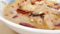 How will you describe rezala ? Just stating that it's a highly fragrant dish which looks more like a stew and not a gravy and mildly spiced will not do justice to it. In fact it is a perfect amalgamation of sourness and sweetness with an undertone of spiciness, with lots of unmatched flavour makes it rather amusing and delectable which is very much Bengali in origin. Unlike other Bengali delicacies which has travelled to far away land, rezala remain […]