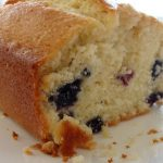 super easy lemon blueberry loaf cake and a devoted page on baking