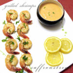 grilled shrimp with thousand island dressing