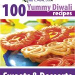 diwali sweets e-book by Indus Ladies