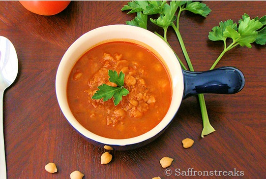 ... about chickpeas of lentil and chickpea soup moroccan chickpea soup