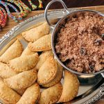 Gujiya infused with chocolate flavour
