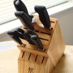 Kitchen basics : in search of perfect knife set