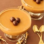 Cinnamon spiced coffee mousse – pure bliss !
