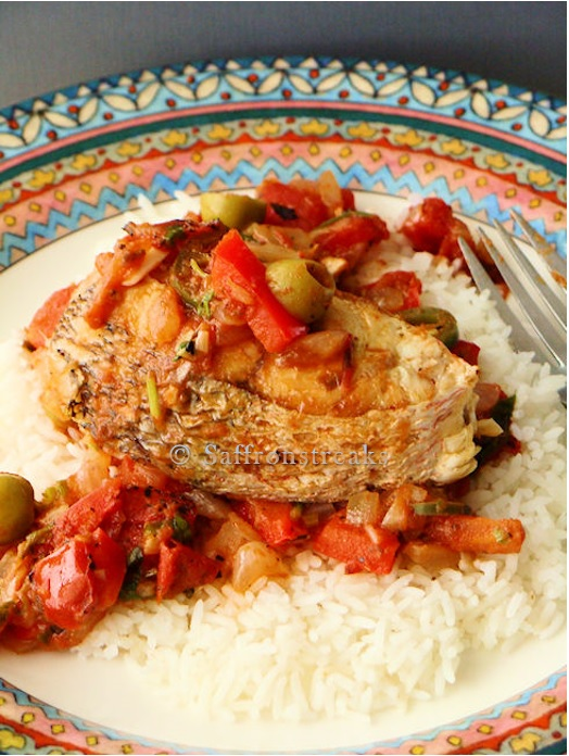 red snapper fish recipe
