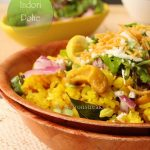Indori poha / Flattened rice – Indian breakfast