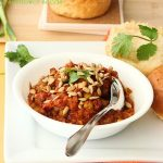 Mexican ground chorizo with peas – copycat ing keema mutter