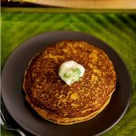 App-ing the roasted savory butternut squash pancakes