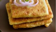 Mughlai Paratha / Keema paratha / Mince meat stuffed paratha recipe- An unleavened flatbread that has won the hearts of the people in the subcontinent and as far away as in thesouth-east Asia too, the paratha is one such food that requires no introduction. There is no two-way of making the dishbut many ways to enjoy it as plain paratha with basic potato curry or as stuffed paratha with raitaorchutneyor as flaky paratha with curries or even with sugar sometimes. […]