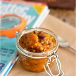 Sweet and hot ripe mango chutney and issues of food safety in India