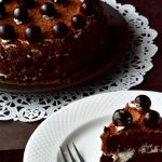 Black forest cake for the love of life and chocolate – true bliss